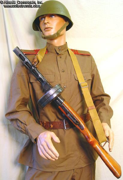 Collect Russia SOVIET REENACTING WW2 Soviet Reenactor