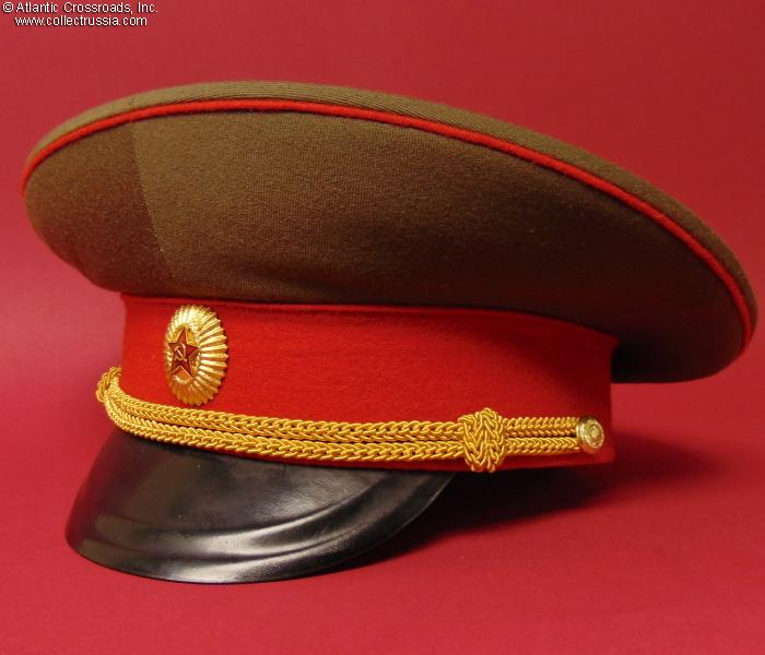 f14b22ad6 Collect Russia Army (Land Forces) General service visor hat, dated ...